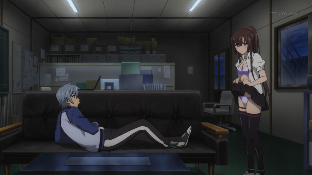 Strike The Blood – 19