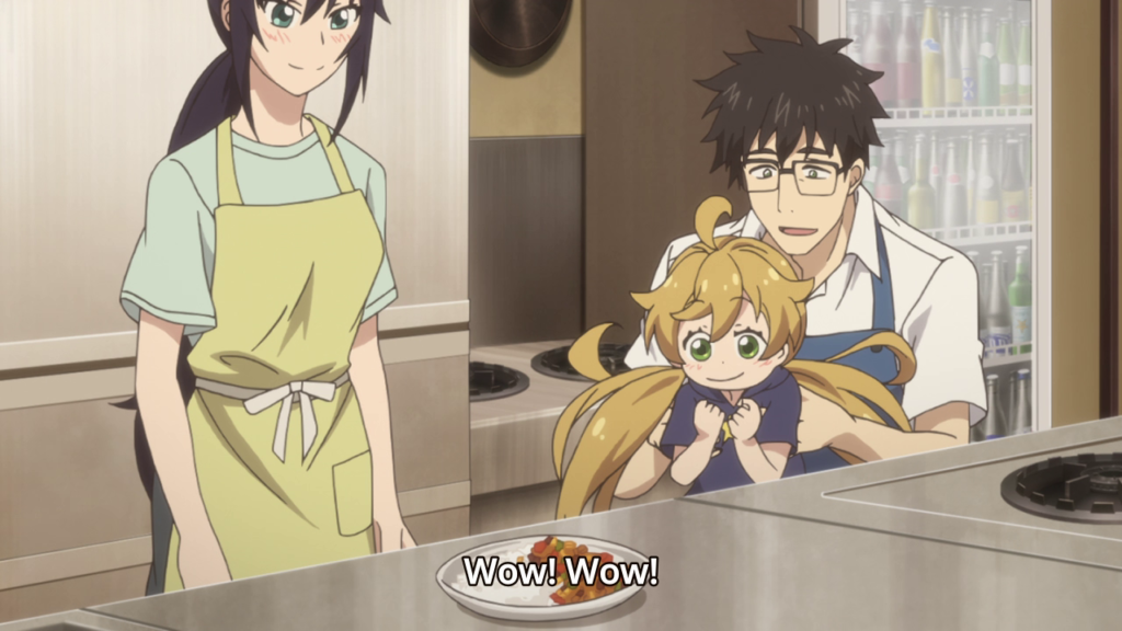 Amaama to Inazuma - 08-09