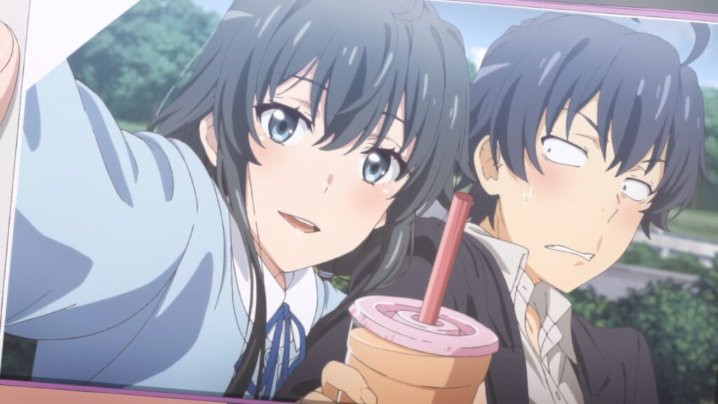 Yahari Ore no Seishun Love Come wa Machigatteiru. Kan Blu-ray Batch
